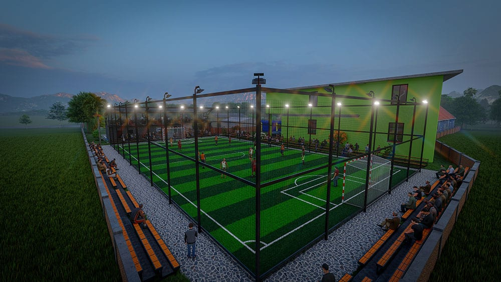 best artificial turf for football