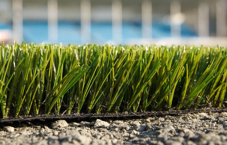 quality of synthetic grass